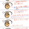 目の研究1/模写8(Anmi先生)