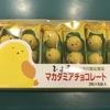九州地区限定のお土産【ひよ子 マカダミアナッツチョコレート】