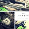 KLX250の整備記録