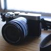 X-M1を買った/カメラをどう選ぶか