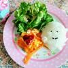 今日のごはん:6月27日のみはるごはんレシピ(お弁当、マルゲリータピザ、ローソンセレクトの醤油ラーメン)