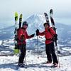 【ニセコでスキー】今シーズン5度目! 『ニセコアンヌプリ』の裏側