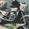 毎日更新 1984年 バックトゥザ 昭和59年8月8日 日本一周 バイク旅  24歳  ホンダCL400 タイムスリップブログ シンクロ 終活