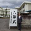新入生の緊張した面持ちが初々しい、県立高校入学式、保原高校、川俣高校