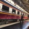 ハジャイからバンコクまで寝台列車の旅!