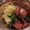 【夕飯】ヘルシオで蒸し餃子