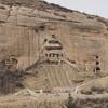 張掖馬蹄寺・大佛寺-蘭州からシルクロード嘉峪関、張掖への一泊二日旅行(4)
