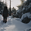 日本アルプスの冬山登山~南アルプス・光岳(てかりだけ)