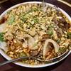 中区福富町仲通の「青香延」で中国東北料理