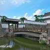 赤穂城定番の撮影スポット