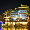 千と千尋の神隠しのモデルはこの街でしょ!?中国の鳳凰古城。