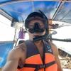 『タイ最後の楽園 リペ島』2日目、半日シュノーケリング。