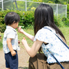カメラオトメの沙矢佳ちゃんに家族写真を撮ってもらったよ!