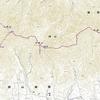 岡山鳥取県境の蒜山縦走