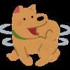 ぐるぐる回る、暗い、怒りっぽい!その犬の行動異常は耳や歯からかも!