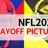 【NFL 2020】プレーオフのメンバーが少しずつ決定。