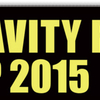 GRAVITY RESEARCH CUP 2015エントリー受付開始!