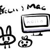 新しいiMacがウチに来た