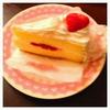 ☆朝からケーキ☆