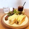 久しぶりに大阪の北浜をぶらぶら。カフェ「コホロ」へ。
