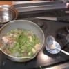幸運な病のレシピ( 105 ) 三色汁&おでん再生、牛腿肉カツレツの失敗、エビチリ失敗