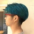 髪 ソラコム色 簡単 方法