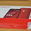 SIMフリー携帯 ASUS ZenFone 2 (ZE551ML-RD)