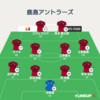 ジーコと共に~2021年J1第27節(アウェイ)鹿島VS 横浜FM戦!勢いのあるチームに勝ってこそ自信になる!!~
