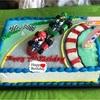 7歳のバースデーケーキ