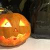 ハロウィーンのジャックオーランタンを作ってみた