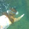 鯨波海水浴場でシュノーケリング2018♪魚が沢山!