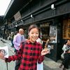 日本旅行2017年4月⑯✈白川郷飛騨高山の『古い町並み』散策②
