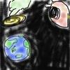 地球。それは微生物増殖機器。