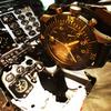 クールビズ終了 時計の衣替え