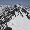 残雪期の穂高岳~2015年の写真記録