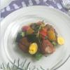 ❥冷製チキンと夏野菜のバルサミコ風味~ワインの味⁈~