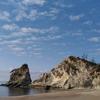 【白岩】が美しい海岸 ~プチ松島のよう