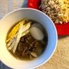 韓国風雑煮トックスープでお正月気分