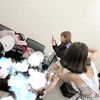 HPAS大阪で可愛く寝ている浅倉樹々ちゃんが盗撮される(現場写真あり)