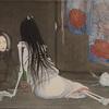 玉川麻衣さんの個展「悪の華」にお邪魔してきました!