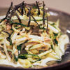 副菜に1品!きゅうりと大根のツナ缶無限サラダ