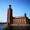【スェーデン旅行】ストックホルム市庁舎、宮殿(衛兵交代式)、ノーベル博物館、スカンセン