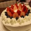 誕生日の思い出は手作りケーキ!となるだろう子供たちは羨ましい