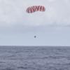 SpaceXのDragonカプセルがISSから安全に帰還しました
