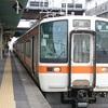東海道線であんじょうから相見まで往復 - 2017年6月はつか