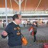 江南周遊(78)ANAに搭乗。
