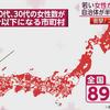 じじぃの「出生率を2人へ・このままでは1人で高齢者1人を支える?2050年の日本列島大予測」