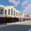 街の映画館を作る【Minecraft】