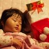 サンタさんは寝ている間に来るよって教えてるのに、色んな所に出没して困っちゃう!