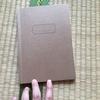 108円で「ほぼ」ほぼ日手帳を買いました。